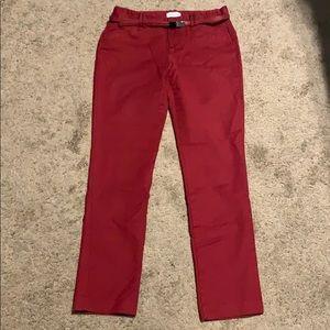 Calvin Klein size 6 straight leg pants